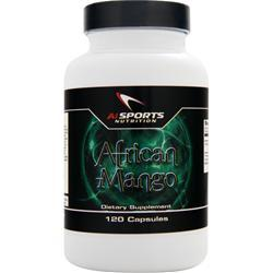 AI Sports Nutrition African Mango (150mg) 120 caps