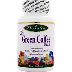 Paradise Herbs Green Coffee Bean 60 vcaps