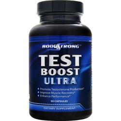 BodyStrong Test Boost ULTRA 90 caps