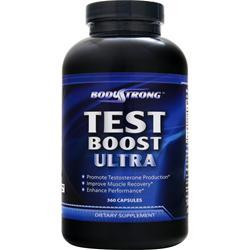 BodyStrong Test Boost ULTRA 360 caps