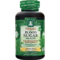 EMERALD LABORATORIES Blood Sugar Health 60 vcaps