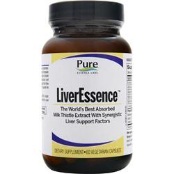 Pure Essence Labs LiverEssence 60 vcaps