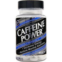 Hi-Tech Pharmaceuticals Caffeine Power (200mg) 100 tabs