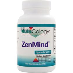 Nutricology ZenMind 120 vcaps