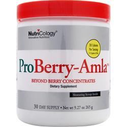 NUTRICOLOGY ProBerry-Amla 9.27 oz