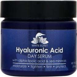 WHITE EGRET Hyaluronic Acid Day Serum 2 fl.oz