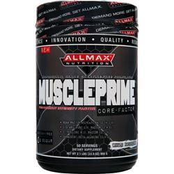 ALLMAX NUTRITION Muscle Prime Core Factor White Raspberry 2.1 lbs