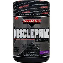 ALLMAX NUTRITION Muscle Prime Core Factor Wild Grape 2.1 lbs