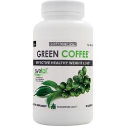Kleissinger Labs Green Coffee 60 caps
