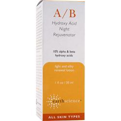 EARTH SCIENCE A/B Hydroxy Acid Night Rejuvenator 1 fl.oz