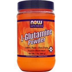 Now L-Glutamine Powder 1 lbs