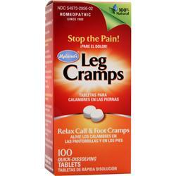 HYLANDS HOMEOPATHIC Leg Cramps 100 tabs