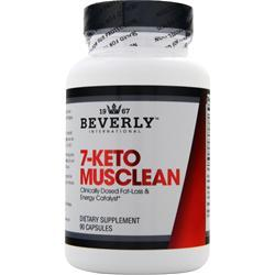 Beverly International 7-Keto Musculean 90 caps