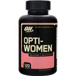Optimum Nutrition Opti-Women Multivitamin 120 caps
