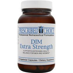 Prescribed Choice DIM Extra Strength (150mg) 30 vcaps