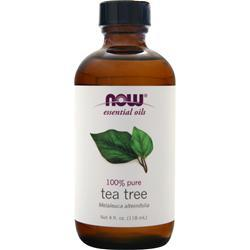 NOW Tea Tree Oil 4 fl.oz