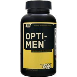 OPTIMUM NUTRITION Opti-Men Multivitamin 180 tabs
