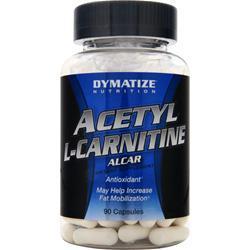 Dymatize Nutrition Acetyl L-Carnitine 90 caps