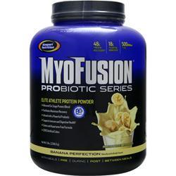 GASPARI NUTRITION MyoFusion Probiotic Series Banana Perfection 5 lbs