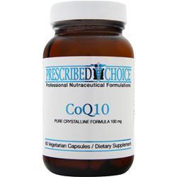 Prescribed Choice CoQ10 60 vcaps