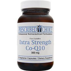PRESCRIBED CHOICE Extra Strength Co-Q10 30 vcaps