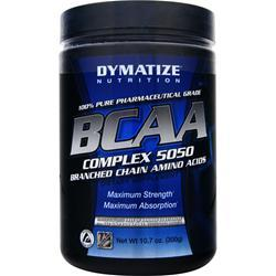 DYMATIZE NUTRITION BCAA Complex 5050 10.7 oz