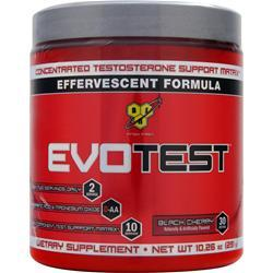 BSN Evotest Powder - Concentrated Testosterone Support Matrix Black Cherry 291 grams