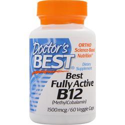 Doctor's Best Best Fully Active B12 60 vcaps