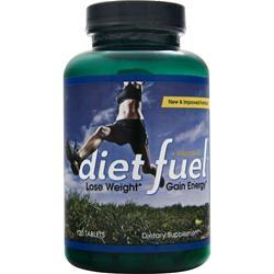 TWINLAB Diet Fuel + Vitamin D 120 tabs
