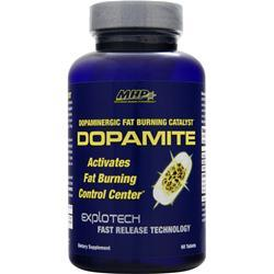 MHP Dopamite - Dopaminergic Fat Burning Catalyst 60 tabs