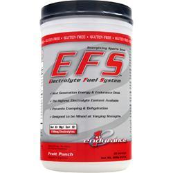 1ST ENDURANCE EFS - Electrolyte Fuel System Fruit Punch 1.8 lbs
