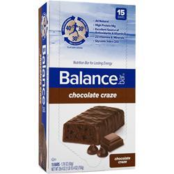 BALANCE BAR Balance Bar Original Chocolate Craze 15 bars