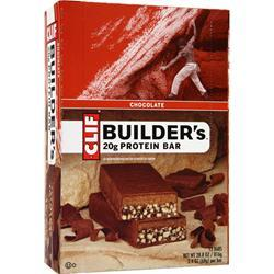 CLIF BAR Builder's Bar Chocolate 12 bars