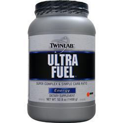 TwinLab Ultra Fuel Powder Orange 1498 grams