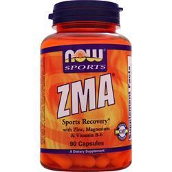 Now ZMA 180 caps