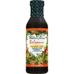 WALDEN FARMS Salad Dressing Balsamic Vinaigrette 12 fl.oz