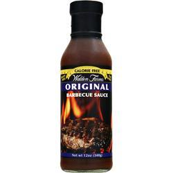 WALDEN FARMS Barbeque Sauce Original 12 oz