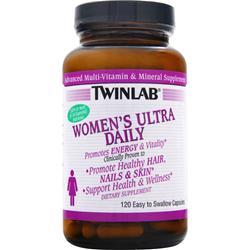 TWINLAB Women's Ultra Daily 120 caps