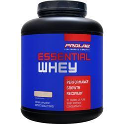 ProLab Nutrition Essential Whey Vanilla Creme 5 lbs