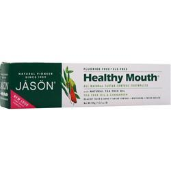 JASON HealthyMouth Tea Tree Toothpaste 4.2 oz