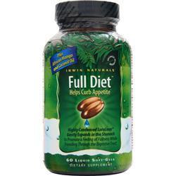 Irwin Naturals Full Diet 60 sgels