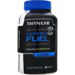 TWINLAB Ripped Fuel 120 tabs