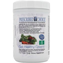 PRESCRIBED CHOICE Get Healthy Greens 775 grams