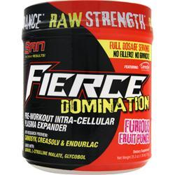 SAN Fierce Domination Furious Fruit Punch 1.58 lbs