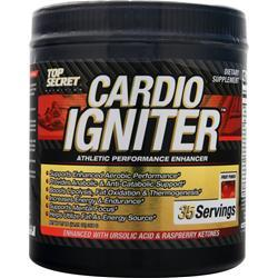 TOP SECRET NUTRITION Cardio Igniter Fruit Punch 318 grams