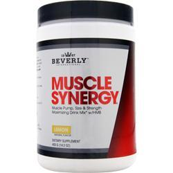 BEVERLY INTERNATIONAL Muscle Synergy Powder 403 gr