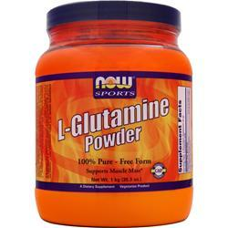 NOW L-Glutamine Powder 1000 grams