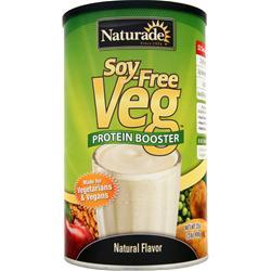 NATURADE Soy-Free Veg Protein Booster 32 oz