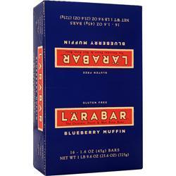 Lara Bar LaraBar Blueberry Muffin 16 bars