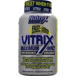 NUTREX RESEARCH Vitrix with NTS-5 180 caps